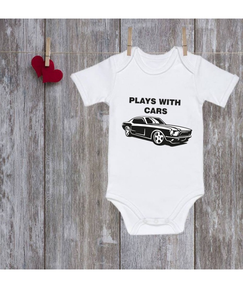 Still plays with cars (Set...