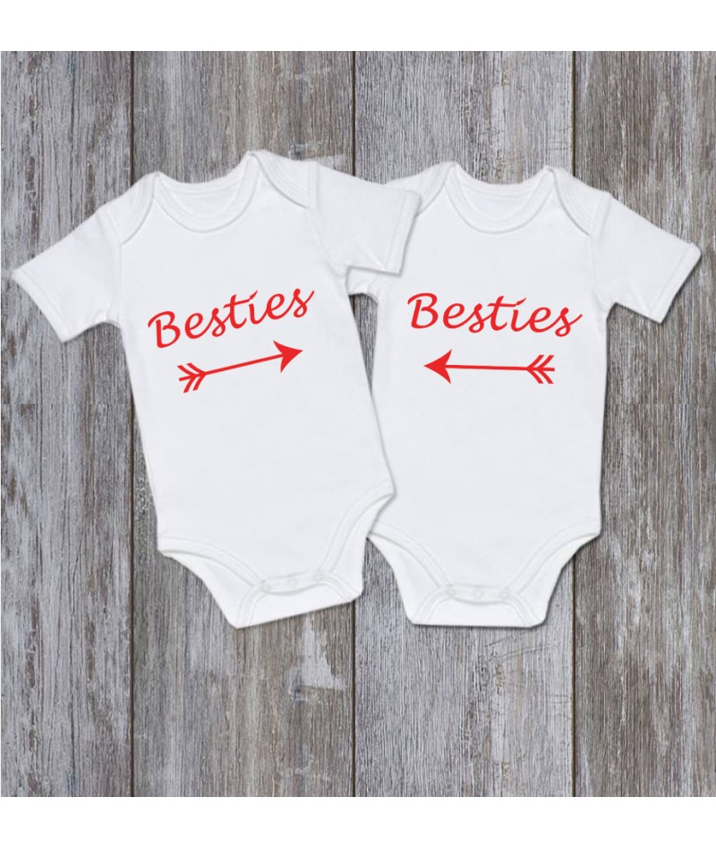 Gift for twins. Matching...