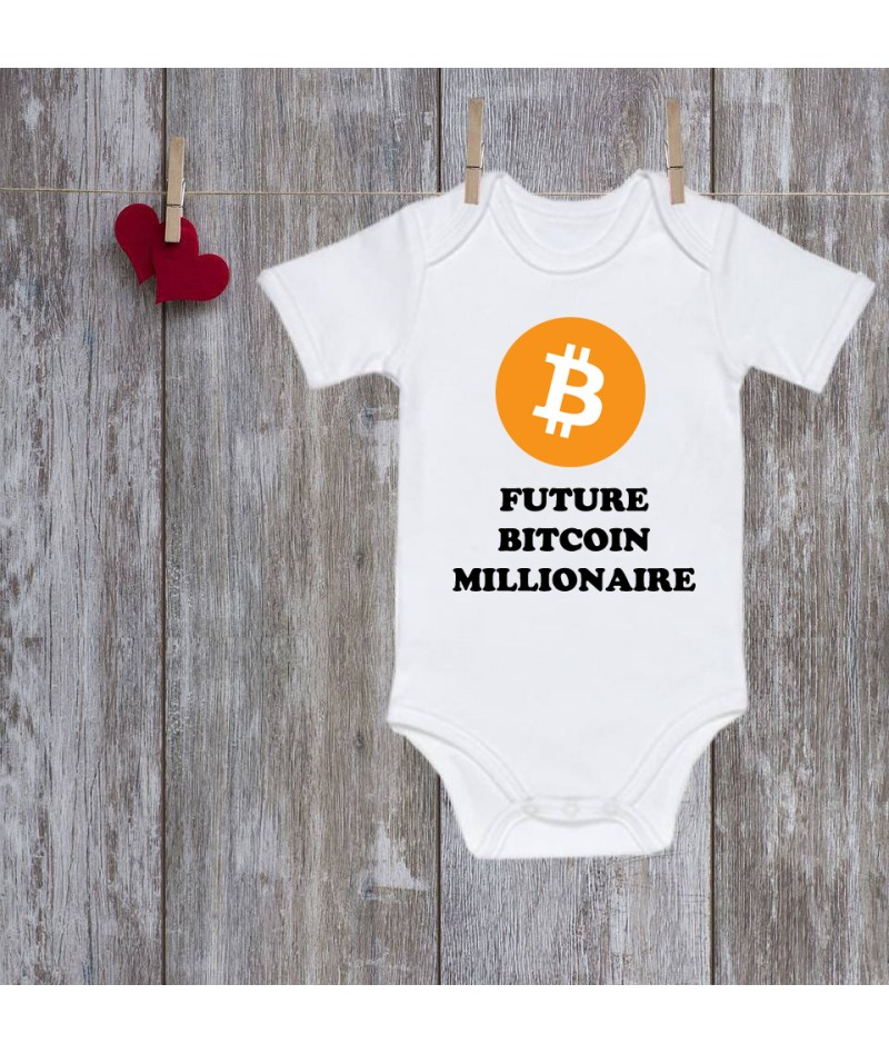 Future bitcoin millionaire