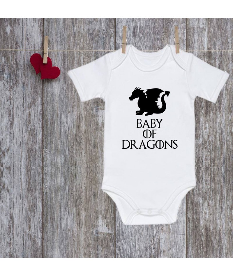 Game Of Thrones baby bodysuit