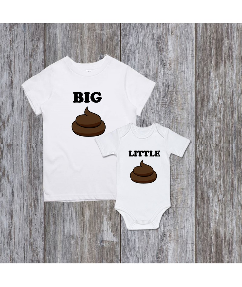 Big poop Little poop (Set...