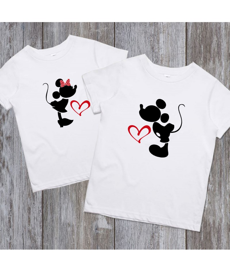 Mickey and Minnie (Set of 2)