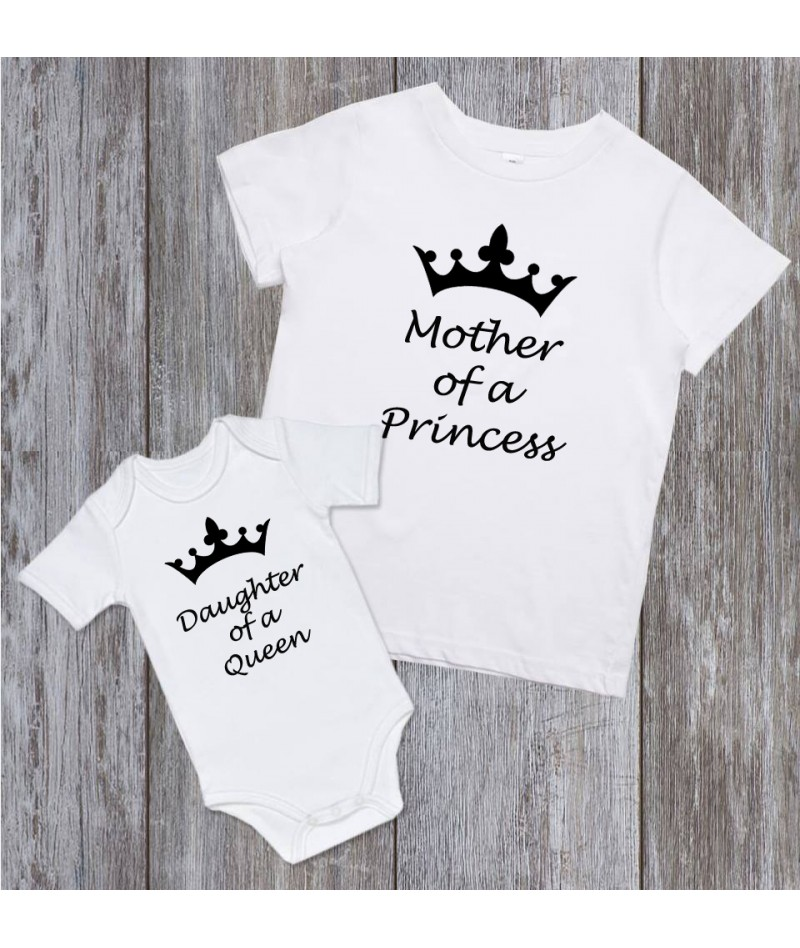 Mother and daughter (Set of 2)