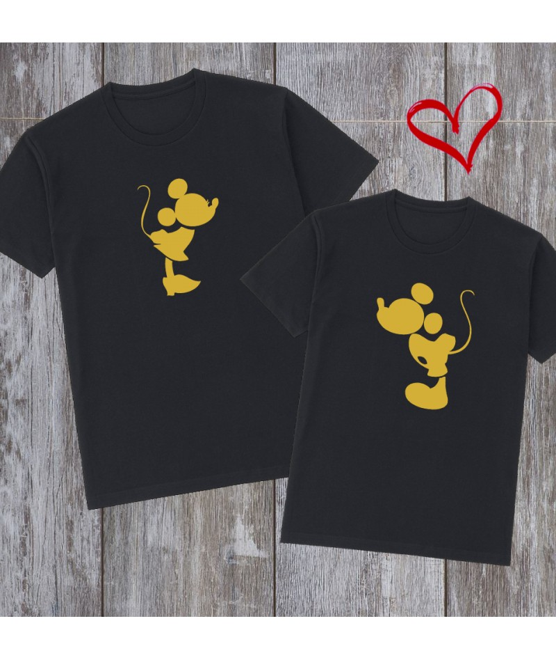 Disney couple shirts (Set...
