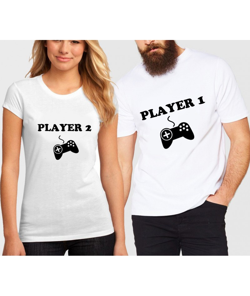 Player 1 and Player 2 (Set...