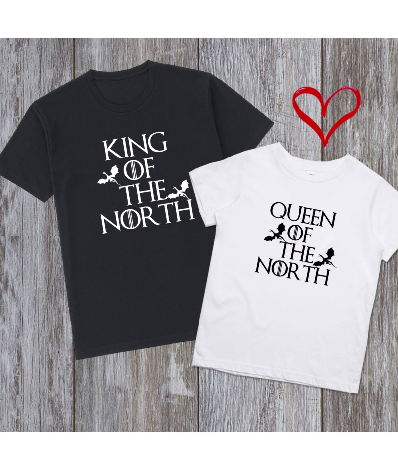 King and Queen of The North...