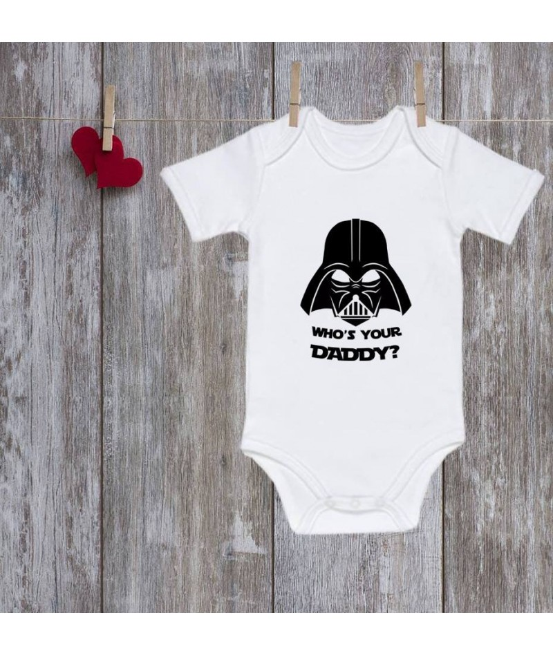 Star wars Dad and baby...