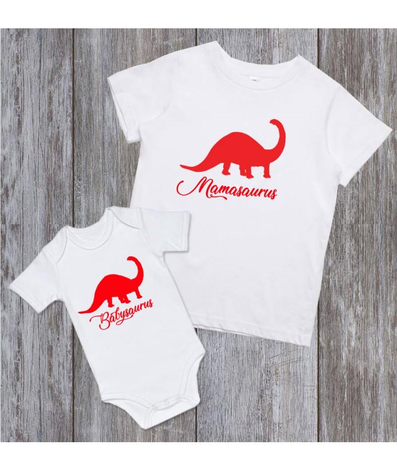 Mamasaurus and Babysaurus...