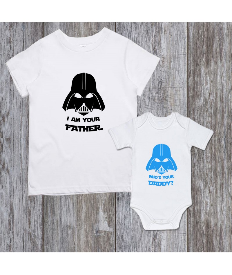 Star wars Dad and son (Set...