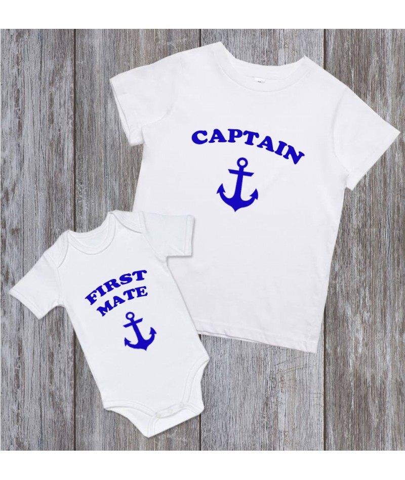 Captain and First mate (Set...