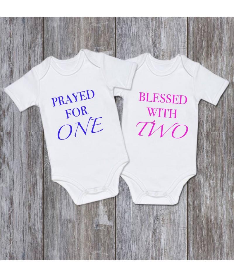 Twin boy and Twin girl (Set...