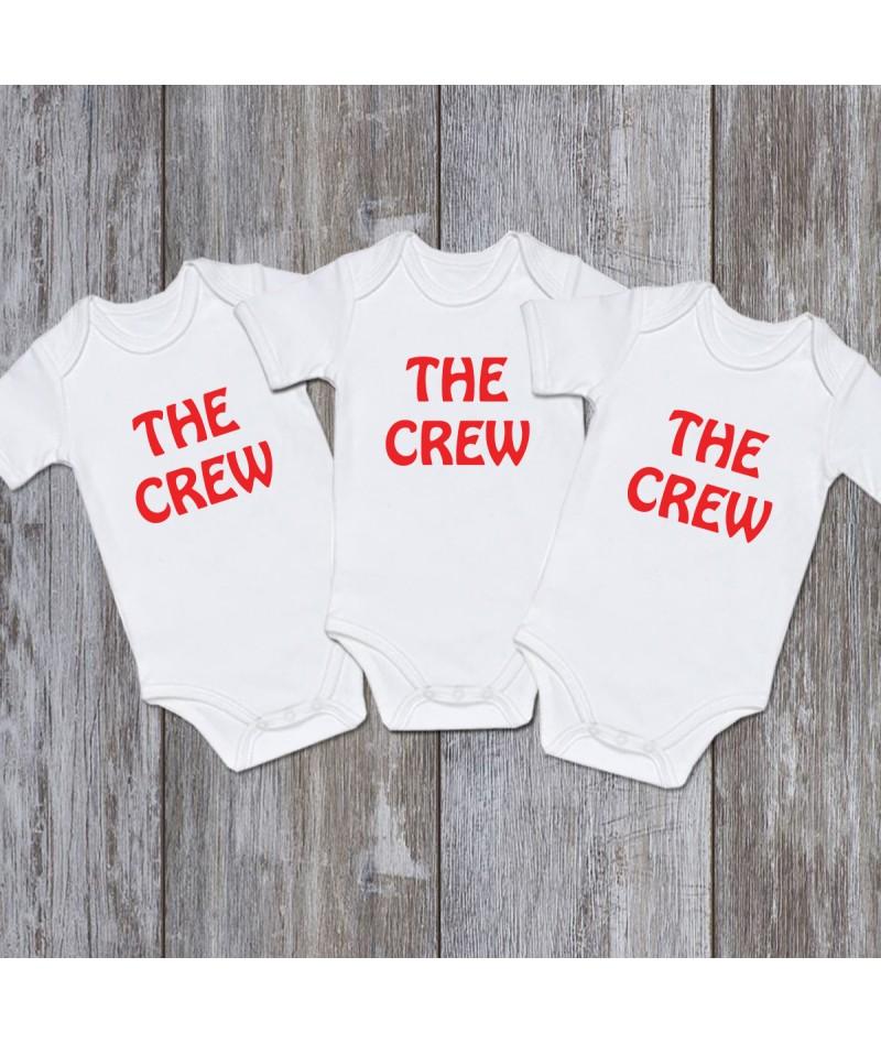 The crew (Set of 3)