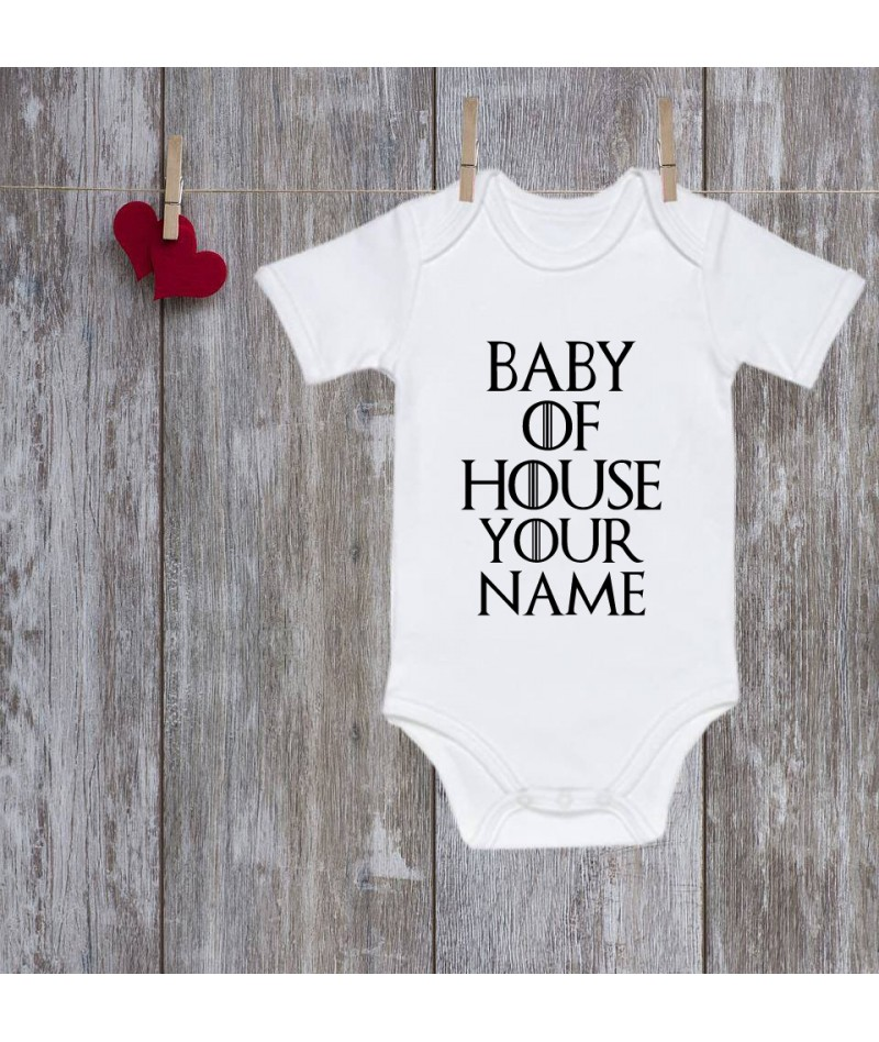 Baby of house. Game of...