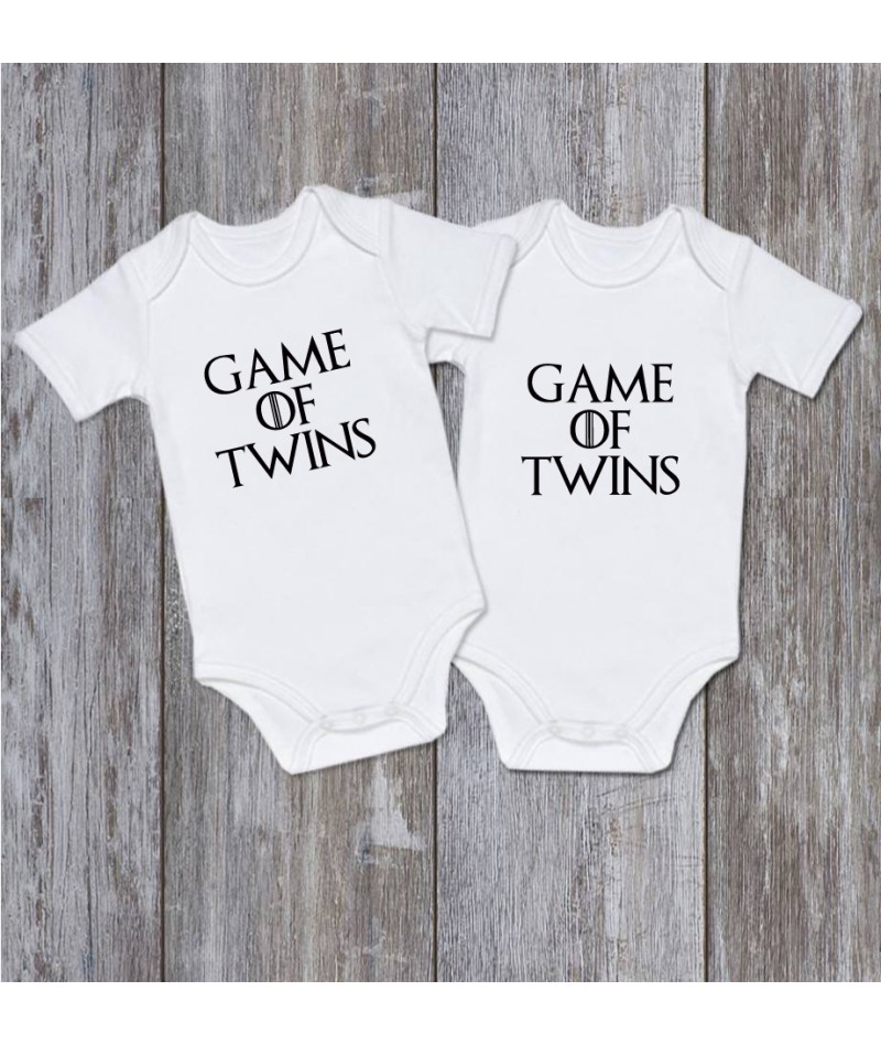 Game Of Twins (Set of 2)