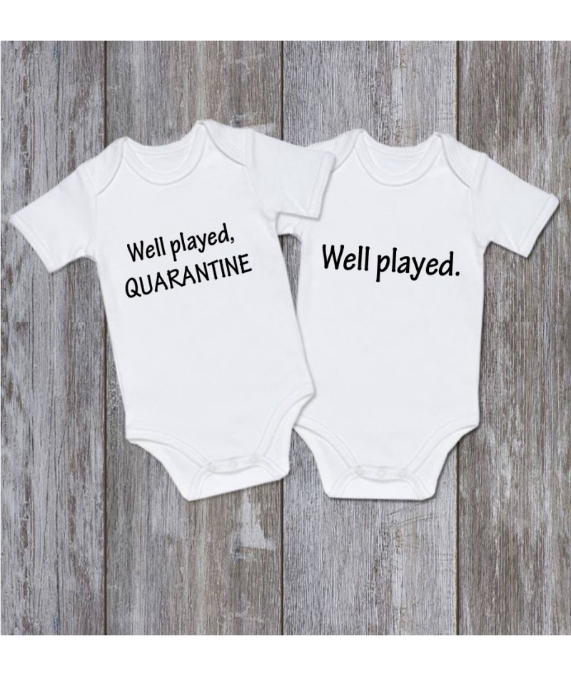 Well played (Set of 2)